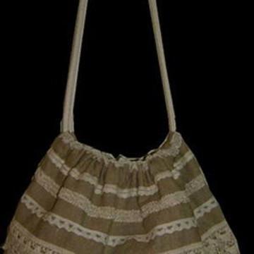 Bolsa sacola de canhâmo - VENDIDA