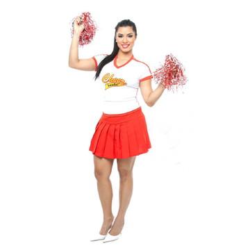 7f77bb7c7 Fantasia Líder de Torcida Feminina Carnaval