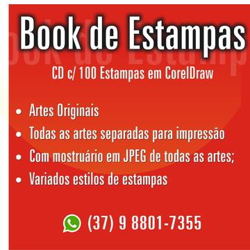 e143a2be43 Book de Desenhos para Estamparia