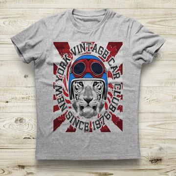 04958d408b Camiseta Vintage