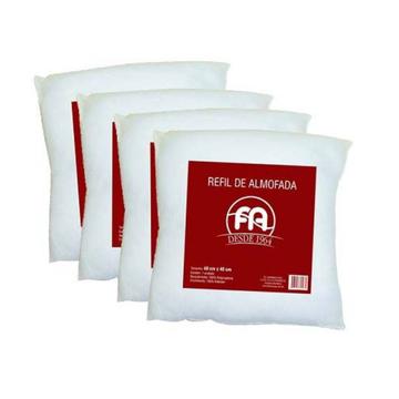 Enchimento para Almofada 60x60 - 4 unidades
