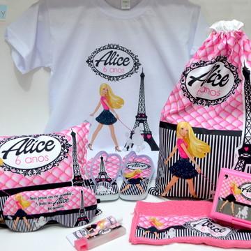 Kit Festa Pijama Personalizado