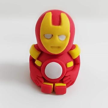 Bombom/Trufas Personalizadas Homem de Ferro