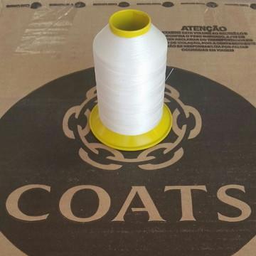 Linha 60 Coats Branca 6012 80g