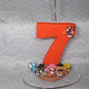 Mini topo Five Nights at Freddy's Animatronics