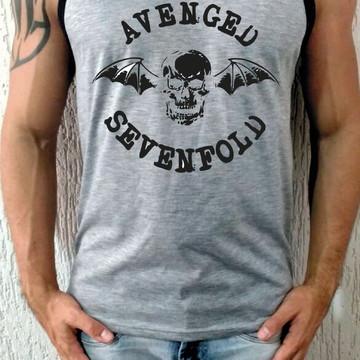 Camiseta Regata Avenged Sevenfold