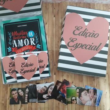 ÁLBUM- edição especial. Presentes criativos para namorados.