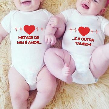 Body Gemeos Metade de Mim Bebe