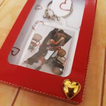 Caixa chaveiro- Presentes criativos