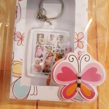Caixa chaveiro- Presentes criativos aniversário