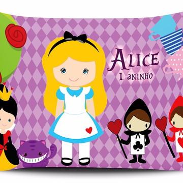 50 Almofada Alice no Pais das Maravilhas