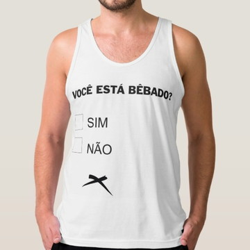 86e7905aaf Camiseta Regata Feminina Carnaval