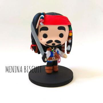 Toy Art Colecionável Capitão Jack Sparrow
