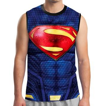 1f9562f0c1 Camiseta Regata - Super homem