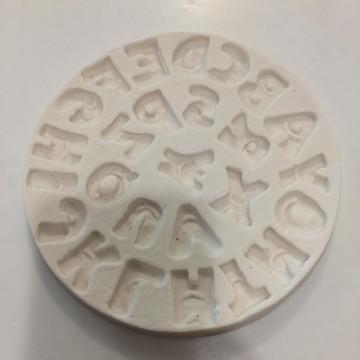 Molde Alfabeto Divertido 0454