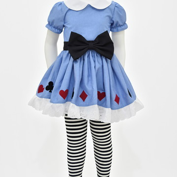 LOL Alice - Fantasia Infantil