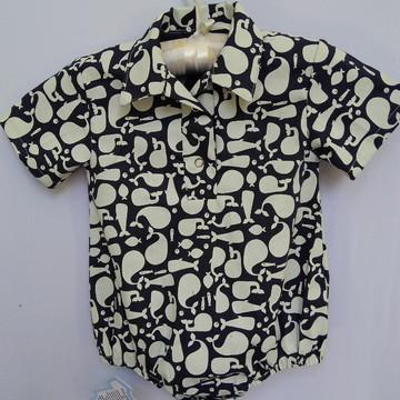 Body Camisa
