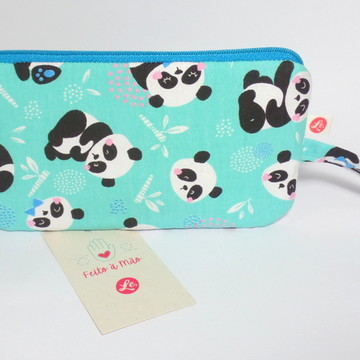 Necessaire | Porta Celular - Panda
