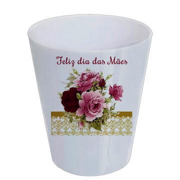 COPO CALDERETA 450ml - Lembrancinha Escolar Dia das Mães
