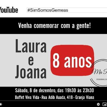 Convite Youtube