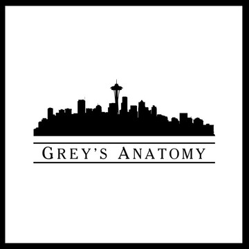 Quadro Grey's Anatomy