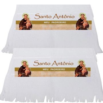 Santo Antônio - Toalha, Brinde, Festa Igreja, Lembrança
