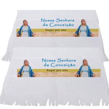Toalha - Nossa Senhora da Conceição, Lembrança Católica
