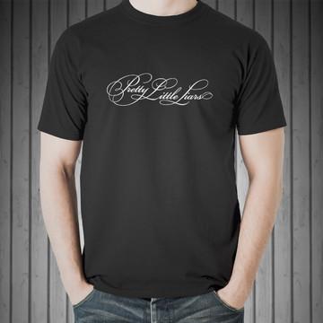 Camiseta Masculina PLL Pretty Little Liars 100% Algodão