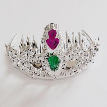 36 Coroa De Princesa Adereço Festa Coroinha Lembrancinha