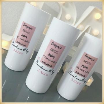 Copos long drink personalizados brinde para eventos empresas