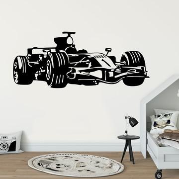 Adesivo de Parede - Carro F1 (2)