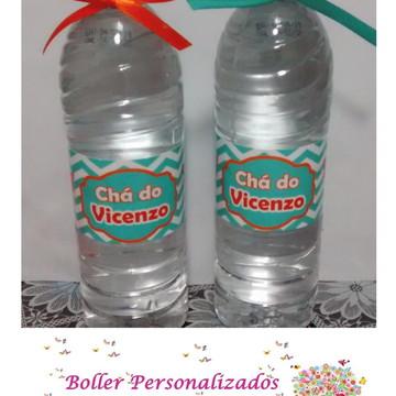 Rótulo água Raposinha