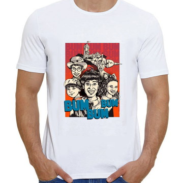 Camiseta Personagens Castelo Rá Tim Bum Série Tv Cultura