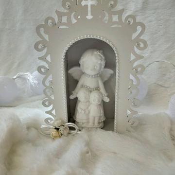 Oratório com Anjo da Guarda