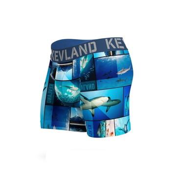 301199c6a085a4 Cueca Boxer Kevland Sharks | Elo7