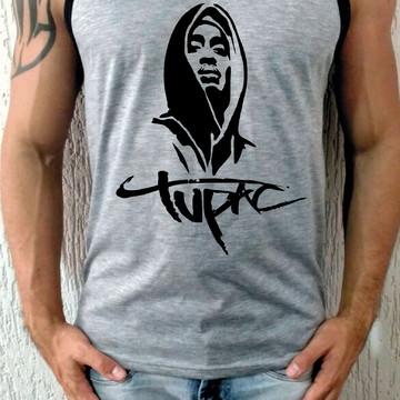 814c7db99d Camiseta Regata Tupac Rap Hip Hop 2pac