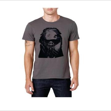 Camiseta O Estranho Mundo de Jack - Cinza