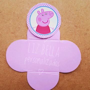 Forminhas para doces da Peppa Pig