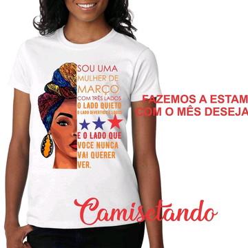 0e207bc2d1 Camiseta Aniversario Mulheres