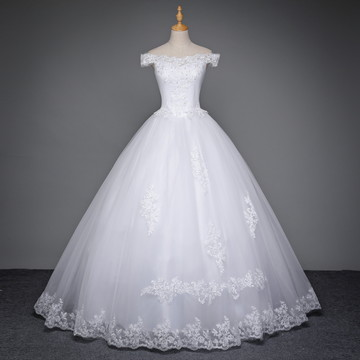 Vestido de Noiva SN18