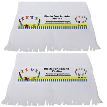 Toalha Funcionário Público - Brinde Personalizado