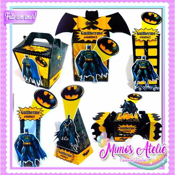 ARQUIVOS batman