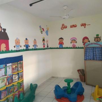 Decoração Sala de Aula Histórias Infantis