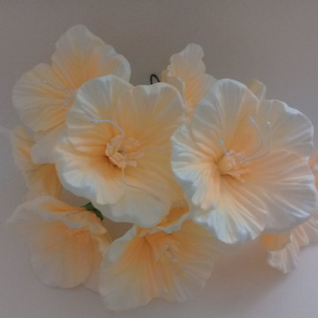 Flores Artificiais - Hibisco