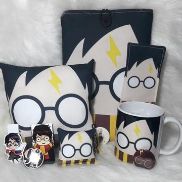 Kit Produtos Harry Potter