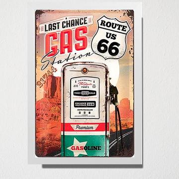 Quadro A3 Gas 66