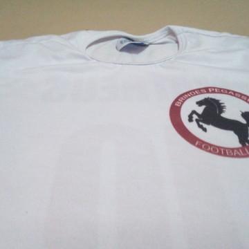 Camiseta Time Personalizada