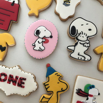 Cookie Snoopy