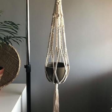 Suporte de plantas - Bell | Hanger de Macramê