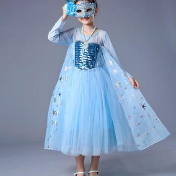 Vestido Princesa Elsa